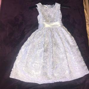 Flower girl dress/Semi-formal Dress